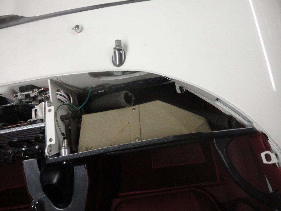 1963 Jaguar Series 1 XKE FHC Restoration Part 29f – Jaguar E-type Fuse Box