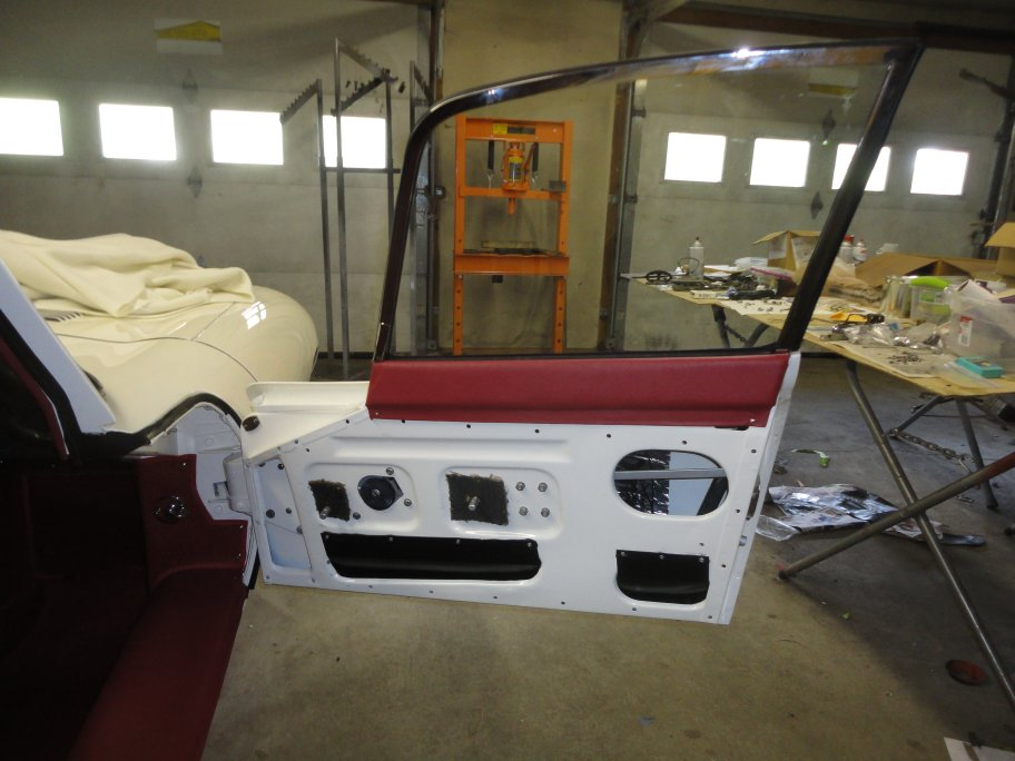 1963 Jaguar Series 1 Xke Fhc Restoration Part 29i