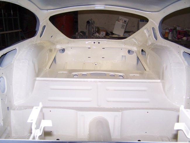 1963 Jaguar Series 1 XKE FHC Restoration - Part 24